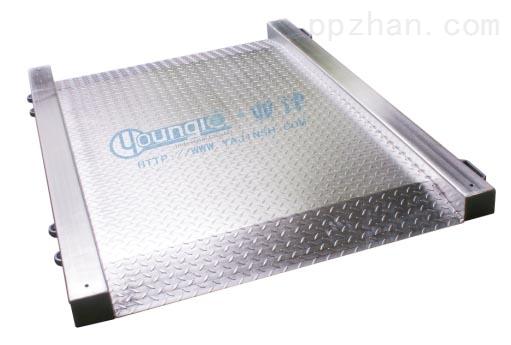 0.3T超低单层不锈钢上海磅秤