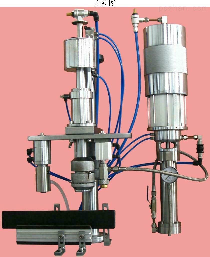 喷雾剂气雾剂灌装机