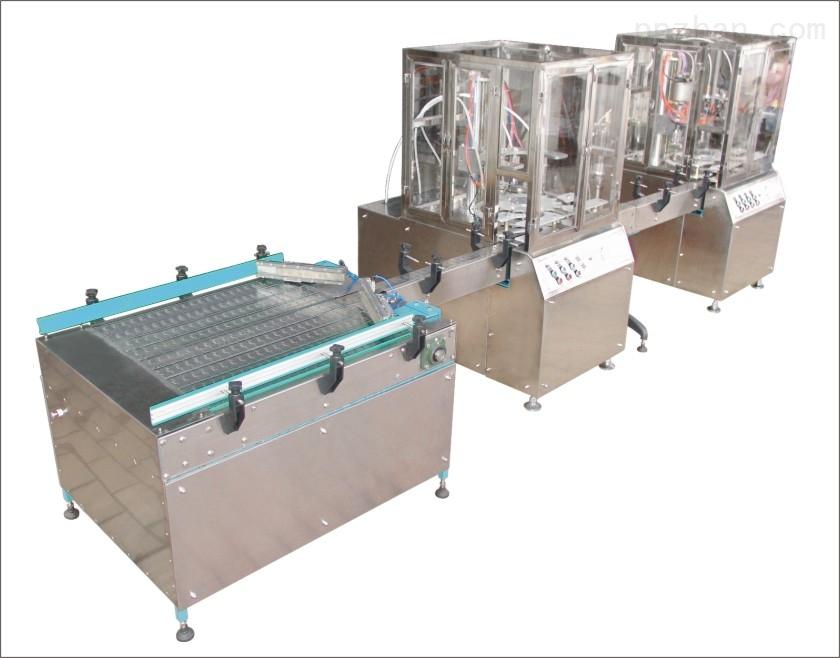 【广州机械】半自动分体式压力罐气雾剂灌装机 可定制