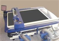 深圳禾力供应梅州服装贴布绣加工制品厂1610机型贴布绣激光切割机