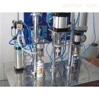 供应气雾剂灌装机全自动压大盖机、气雾剂灌装机气雾剂、灌装设备