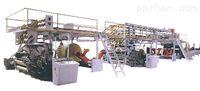 出口沙特先进的2200全自动宽幅优质五层彩色瓦楞纸板生产线